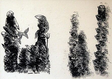 Tasaduq Sohail, 'Untitled (S 30.3.1999)', 1999