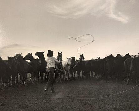 Kurt Markus, 'Oro Ranch, Prescott, AZ', 1983