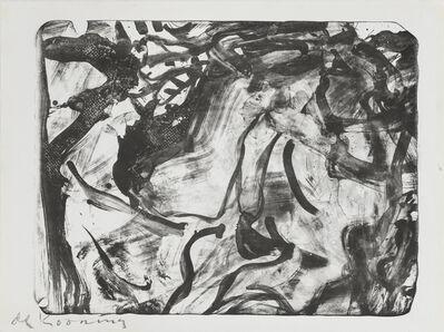 Willem de Kooning, 'Untitled', 1970