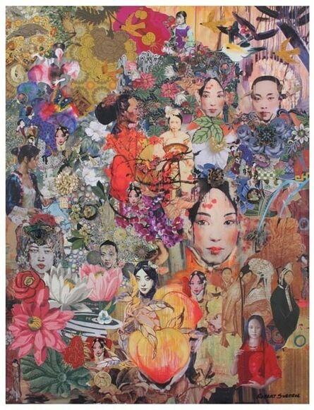 Robert Swedroe, 'Peach Blossoms', 2011