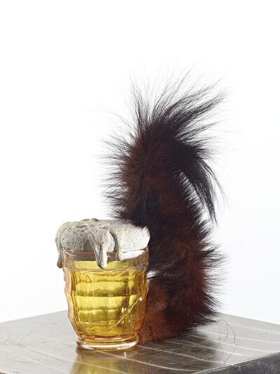 Méret Oppenheim, 'Eichhörnchen / L'Écureuil', 1969