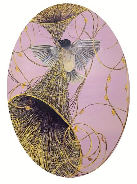 Allison Green, 'Dream Weavers (Blush)', 2014