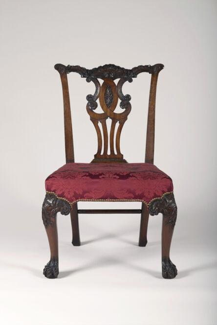 'Chair', ca. 1750-1760