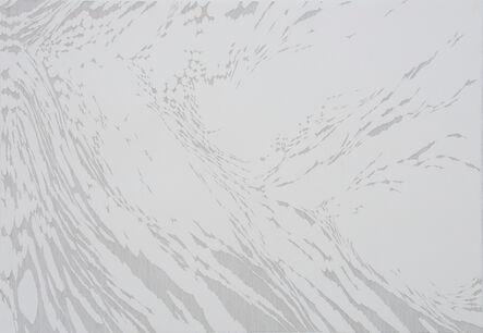 Nobuhiro Nakanishi, 'Stripe Drawing-Eclipse 3', 2013