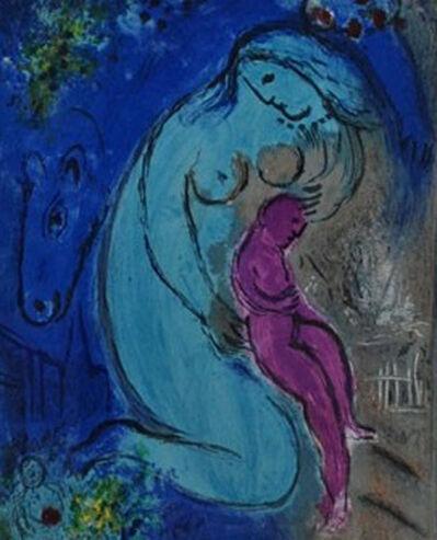 Marc Chagall, 'Quai aux Fleurs', 1954