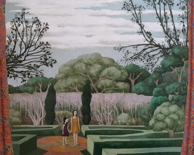 Kate Montgomery, 'Park Gardens', 2019