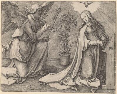 Lucas van Leyden, 'The Annunciation', ca. 1516