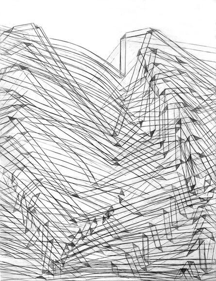 Alisa Dworsky, 'Fold 3', 2017