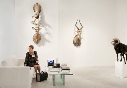 Andy Freeberg, 'Art Fare: Claire Oliver Gallery', 2010