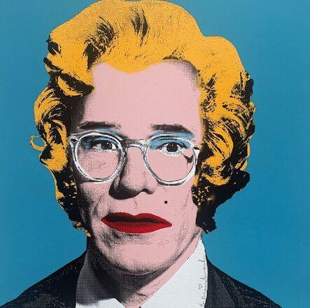 Mr. Brainwash, 'Andy Warhol', 2009
