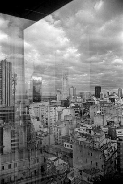 """Facundo de Zuviría, 'From the series """"Estampas Porteñas"""",  """"View from the Kavanagh""""', 2000"""