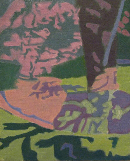 Ralph Wickiser, 'Pink Apple Tree', 1998
