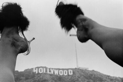 Jean Pagliuso, 'Hollywood Sign', 1975-2018