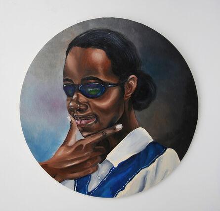 Ekene Emeka Maduka, 'Biodun-before-oda bad guys, SS3B (from the Yearbook series)', 2020
