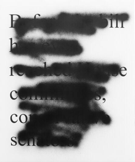 milosz odobrovic, 'Untitled', 2016