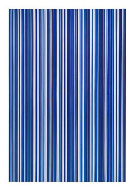 Cornelia Thomsen, 'Stripes Nr. 36', 2012
