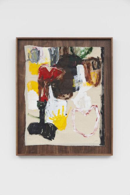 Hilda Kortei, 'A violent hiatus in the likeness of the three', 2017