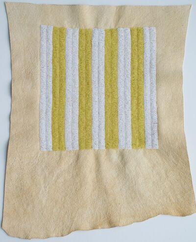 Glen Hanson, 'White and Yellow '