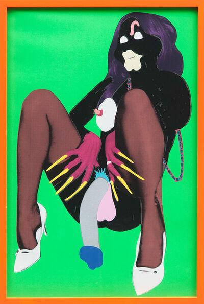 assume vivid astro focus, 'Obama Lady #6 ', 2012