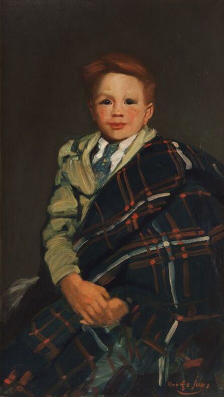 George Benjamin Luks, 'Danty', ca. 1915