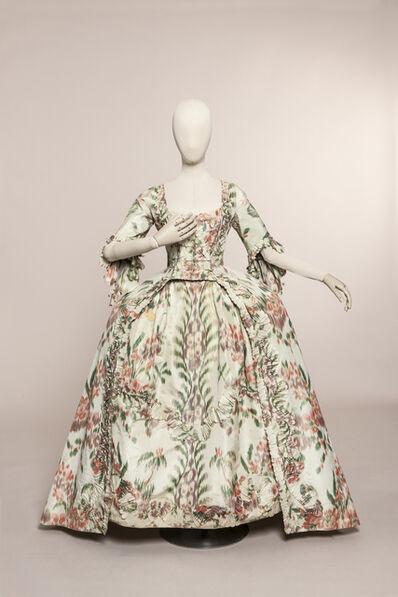 Unknown Designer, 'Robe à la française', ca. 1760