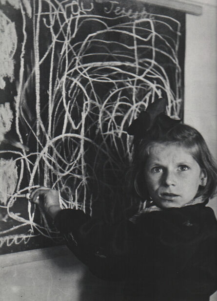 David Seymour, 'Tereska', 1948