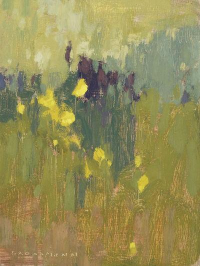 David Grossmann, 'Wildflower Patterns, Monday', 2010-2015