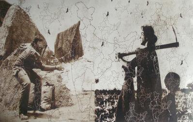Gulam Mohammed Sheikh, 'India My India', 2002