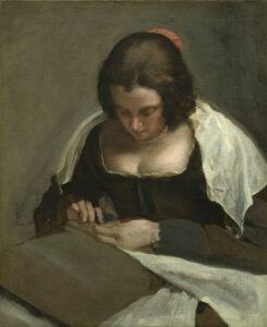 Diego Velázquez, 'The Needlewoman', ca. 1640-1650