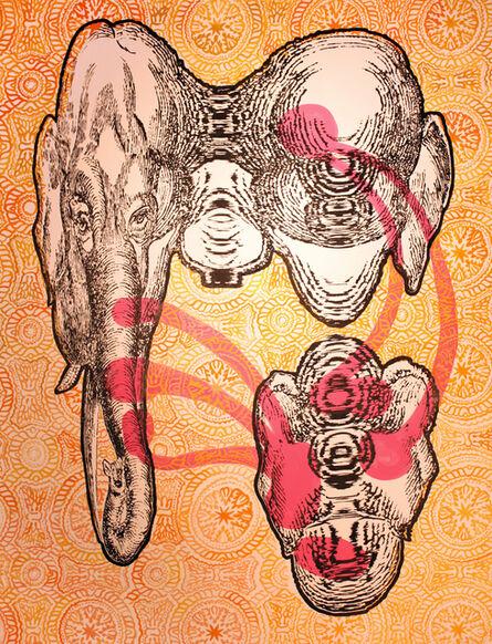 Brian Fekete, 'Ganesh Ruminates', 2010