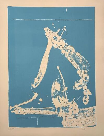 Robert Motherwell, 'Untitled from Portfolio 9', 1967
