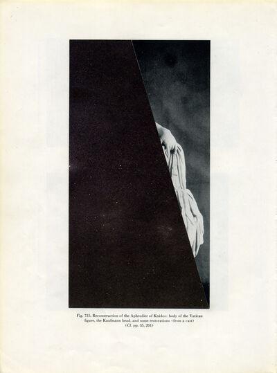Jorge de la Garza, 'Untitled No.7 (Book 2)', 2009