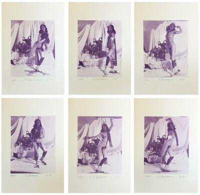 Carolee Schneemann, 'Ice Naked Skating', 1972