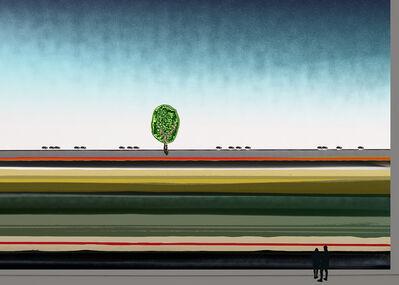 Laurence Belotti, 'A Walk in the Vault # 2 (framed)', 2019