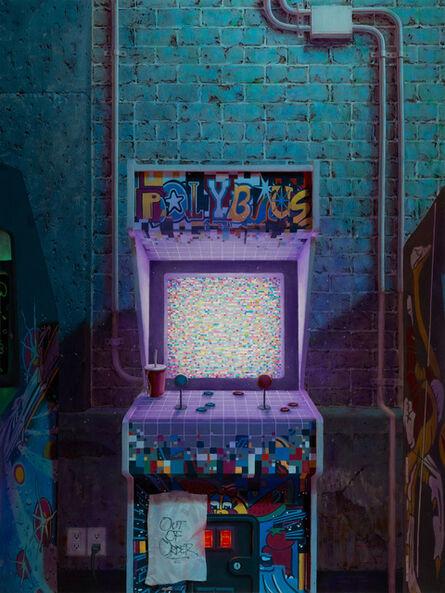 Taylor Schultek, 'Polybius Anomaly', 2020