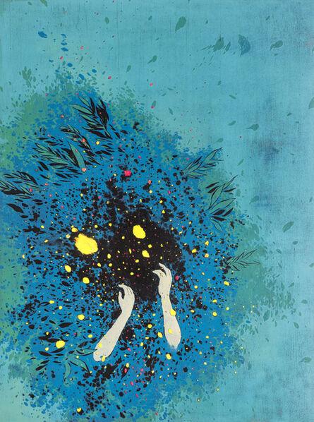 YU Ya-Lan, 'You Can Not See My Sorrows', 2015