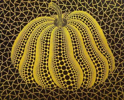 Yayoi Kusama, 'Pumpkin (TWE)', 2001