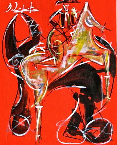 Domingo Zapata, 'Outsider', 2015-2016