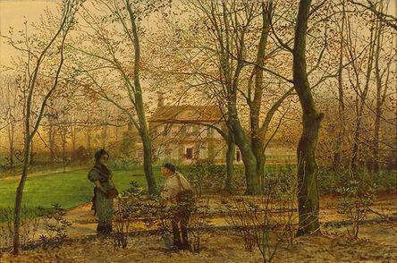John Atkinson Grimshaw, 'Autumnal Day', 1815-1918