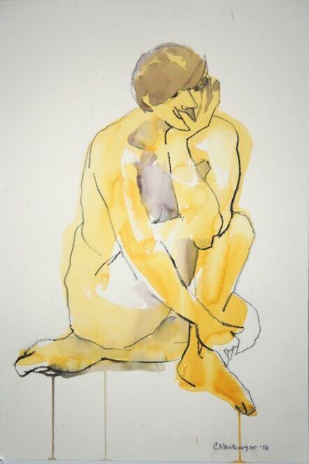 Carolyn Newberger, 'Pondering', 2021