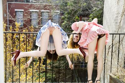 Ellen von Unwerth, 'Double Trouble, New York', 2008