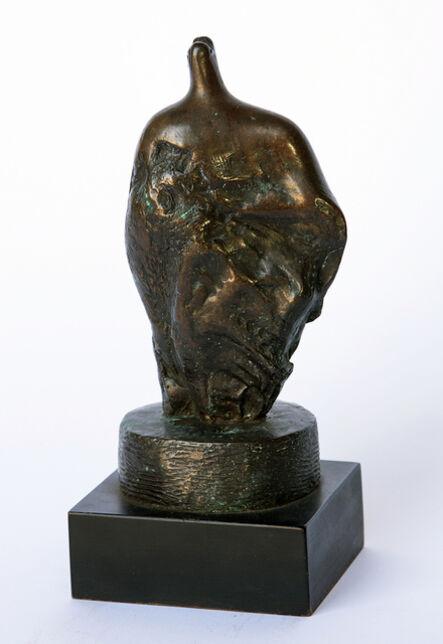 """Henry Moore, '""""Draped Torso""""', 1982"""