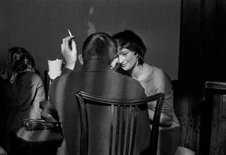 Frank Horvat, 'Warsaw, Couple', 1963