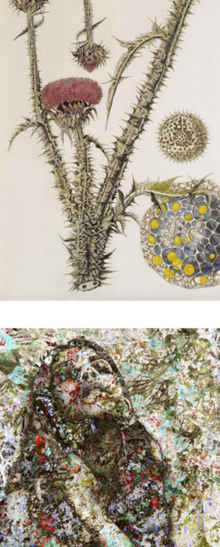 Sonia Mehra Chawla, 'History-Memory-Transfiguration: Signs of Skin 3', 2012