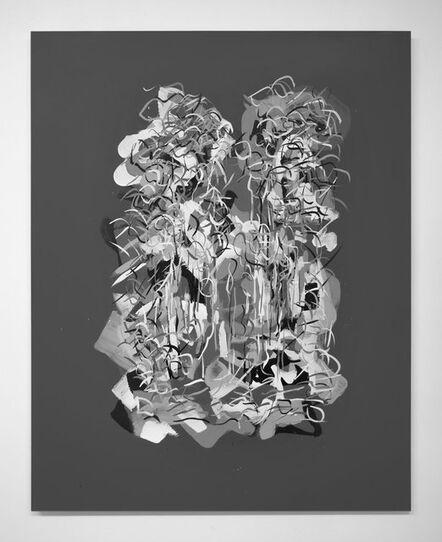 "Carol Salmanson, '""Radiations 9""', 2018"
