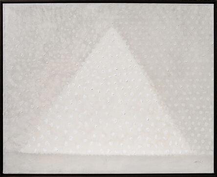 Heinz Mack, 'Ohne Titel (Chromatische Konstellation)', 1992
