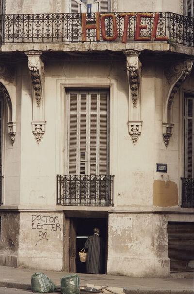 "Facundo de Zuviría, 'From the series ""Estampas Porteñas"", ""Hotel Once""', 1991"