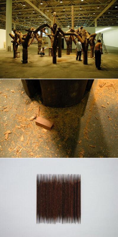 Zhao Zhao, 'Toothpick', 2007