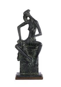"Ugo Carà, 'From ""Washing place""'"