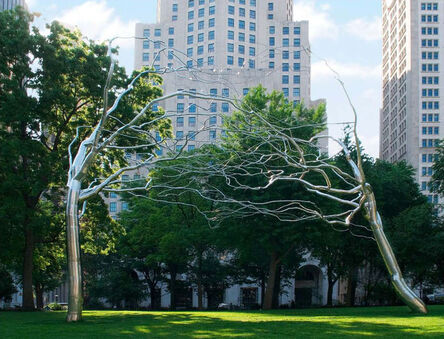 Roxy Paine, 'Conjoined', 2007